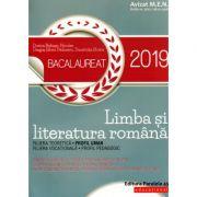 Bacalaureat 2019. Limba si literatura romana. Profil uman ( 80 de teste ) - Ed. Paralela 45
