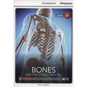 Bones: And the Stories They Tell - Diane Naughton (Level A2+)