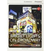 Bright Lights on Broadway: Theaterland - Kathryn O'Dell (Level A2+)