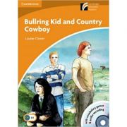 Bullring Kid and Country Cowboy - Louise Clover (Book and CD)