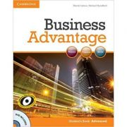 Business Advantage: Advanced - Student's Book (Book and DVD)