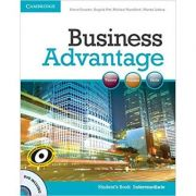 Business Advantage: Intermediate- Student's Book (with DVD)