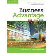 Business Advantage: Upper-intermediate (2x Audio CDs)