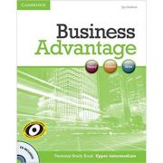 Business Advantage: Upper-intermediate - Personal Study Book (with Audio CD)