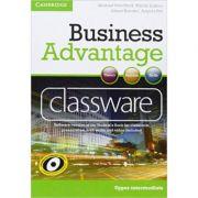 Business Advantage: Upper-intermediate (Classware DVD-ROM)