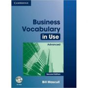 Business Vocabulary in Use: Advanced (with Answers and CD-ROM)