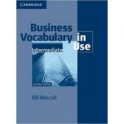 Business Vocabulary in Use: Intermediate-second edition (with Answers)