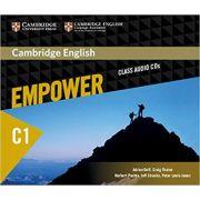 Cambridge - English Empower: Advanced Class Audio CDs (4)