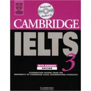Cambridge - IELTS 3 Self-study Pack: Examination Papers from the University of Cambridge Local Examinations Syndicate (IELTS Practice Tests)