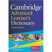 Cambridge: Advanced Learner's Dictionary (with CD-ROM)