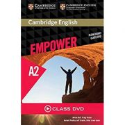 Cambridge English - Empower Elementary Class (DVD)
