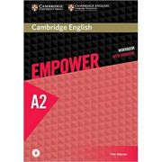 Cambridge English - Empower Elementary (Workbook with Answers)