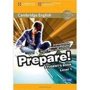 Cambridge English - Prepare! Level 1 (Student's Book)