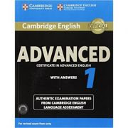 Cambridge English: Advanced 1 - Student's Book Pack (with Answers and 2x Audio CDs)
