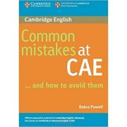 Cambridge English: Common Mistakes at CAE and How to Avoid Them