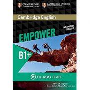 Cambridge English: Empower Intermediate Class (DVD)