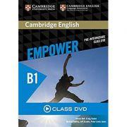 Cambridge English: Empower Pre-intermediate Class (DVD)