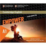 Cambridge English. Empower Starter Class Audio. 4 CD - Adrian Doff