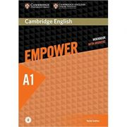Cambridge English: Empower Starter Workbook (with answers)