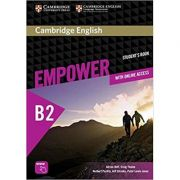 Cambridge English: Empower Upper Intermediate - Student's Book (with Online Assessment and Practice, and Online Workbook)