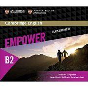 Cambridge English: Empower Upper Intermediate Class Audio (3x CDs)