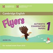 Cambridge English: Flyers 1 - Authentic Examination Papers from Cambridge English Language Assessmen (2x Audio CDs)