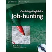 Cambridge: English for Job-hunting - Student's Book (with Audio 2x CDs)