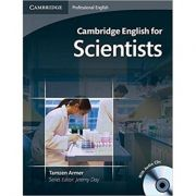 Cambridge: English for Scientists - Student's Book (with Audio 2x CDs)