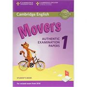 Cambridge English: Movers 1 - Student's Book (Authentic Examination Papers)
