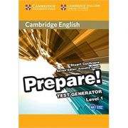Cambridge English: Prepare! - Test Generator Level 1 (CD-ROM)
