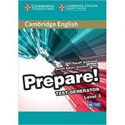 Cambridge English: Prepare! - Test Generator Level 3 (CD-ROM)