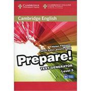 Cambridge English: Prepare! - Test Generator Level 5 (CD-ROM)