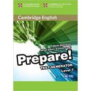 Cambridge English: Prepare! - Test Generator Level 7 (CD-ROM)