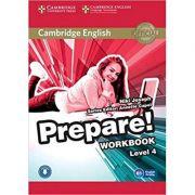Cambridge English: Prepare! Level 4 - Workbook (Book and CD)