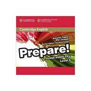 Cambridge English: Prepare! Level 5 - Class Audio CDs (2)
