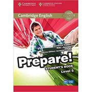 Cambridge English: Prepare! Level 5 - Student's Book