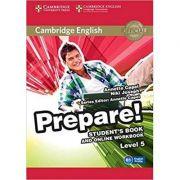 Cambridge English: Prepare! Level 5 - Student's Book (and Online Workbook)