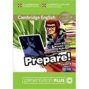 Cambridge English: Prepare! Level 6 - Presentation Plus (DVD-ROM)