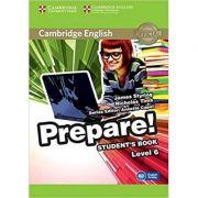 Cambridge English: Prepare! Level 6 - Student's Book