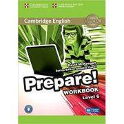 Cambridge English: Prepare! Level 6 - Workbook (Book and CD)
