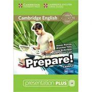 Cambridge English: Prepare! Level 7 - Presentation Plus (DVD-ROM)