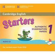 Cambridge English: Starters 1 - Authentic Examination Papers (Audio CD)