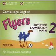 Cambridge English: Young Learners 2 - Authentic Examination Papers Flyers (Audio CDs)