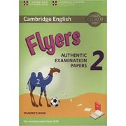 Cambridge English: Young Learners 2 - Flyers Student's Book (Authentic Examination Papers)