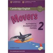 Cambridge English: Young Learners 2 - Movers Student's Book (Authentic Examination Papers)