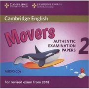 Cambridge English: Young Learners 2 Movers - Authentic Examination Papers (Audio CD)