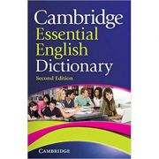 Cambridge: Essential English Dictionary