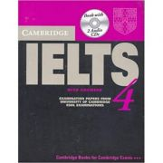 Cambridge: IELTS 4 - Self Study Pack: Examination papers from University of Cambridge ESOL Examinations