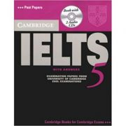 Cambridge: IELTS 5 - Self-study Pack (Student's Book with Answers and 2x Audio CDs)