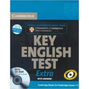 Cambridg: e Key English Test Extra - Self-study Pack (KET Practice Tests)